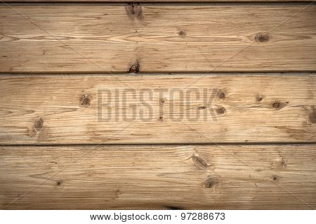 Backdrop wood