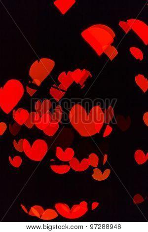 St Valentine's day concept