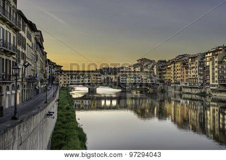 Ponte Vecchio in Florence