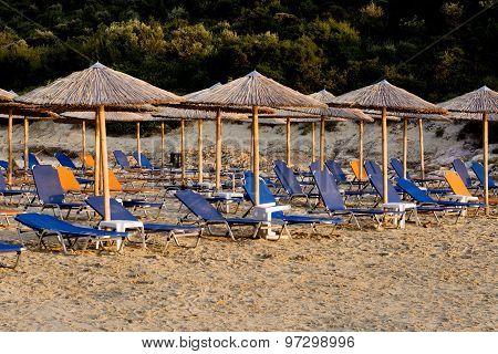 Atspas Beach At Sunset