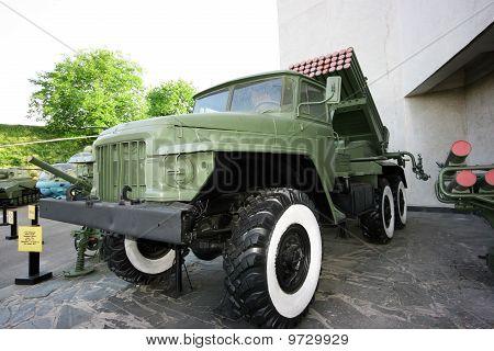 Missle Militär-Maschine