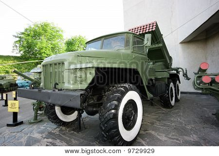 Missle Military Machine