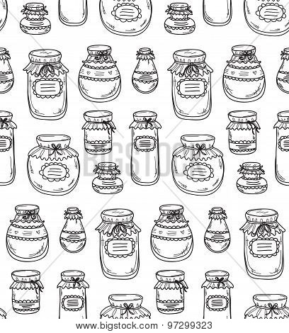 Pattern With Jars