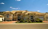 picture of dream home  - upper class luxury home with double garage - JPG