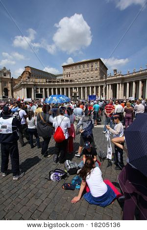Vatican - Saint Peter Square