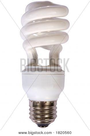 Flourescent Light Bulb