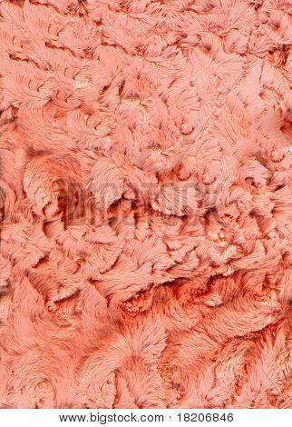 made-up fur texture