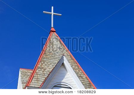 Top Of Rural Church