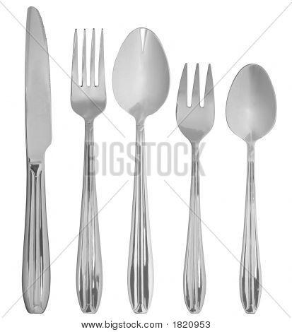Knife, Fork, Spoon