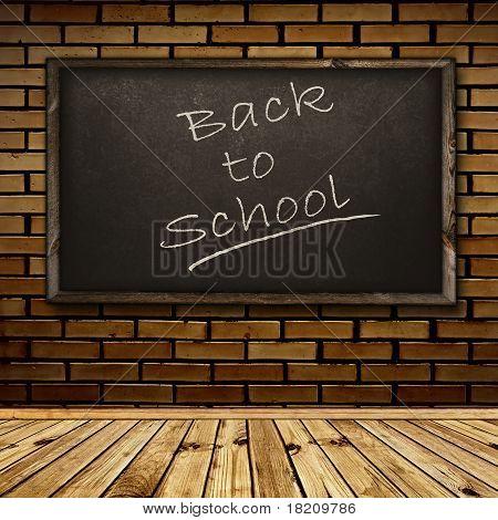 Zurück in der Schule
