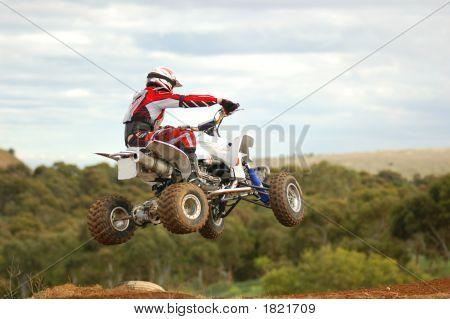Quad Bike Jump