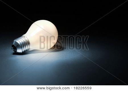 lâmpada de iluminação