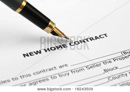 Home contract