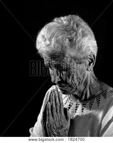 Deep In Prayer