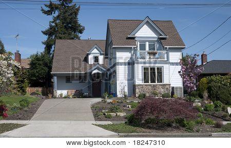 Classic Residentual House