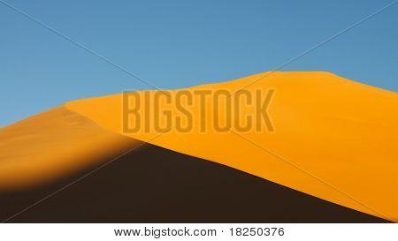 Sand Dune - Awbari Sand Sea - Sahara Desert, Libya