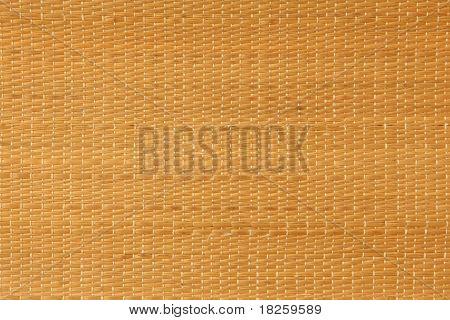 Texture of stem mat