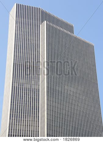 Corning Tower In Albany