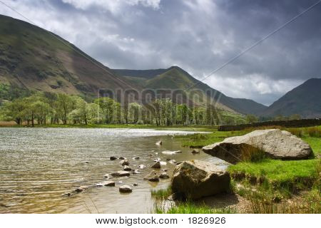 Stormy Day,Lake District