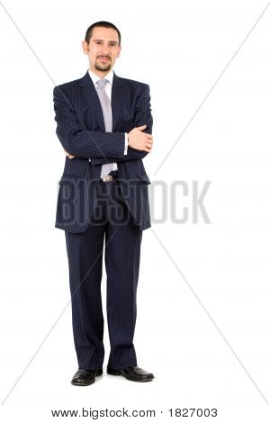 Business Man Portrait