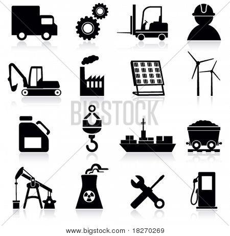 Iconos de la industria