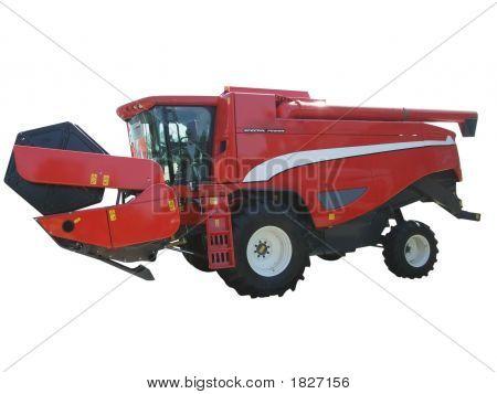 Red Combine