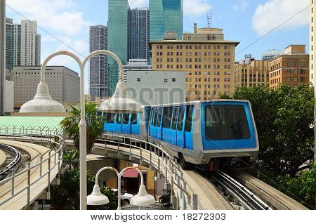 Miami People mover