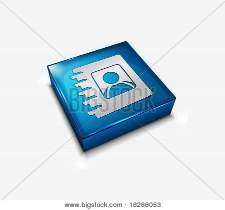 User Directory Web Icon