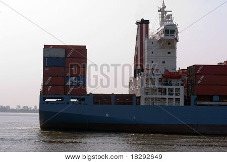 Containers On Astern