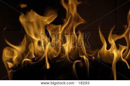A Cozy Fire