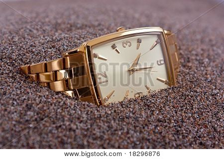 Watch Buried In Sands