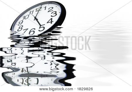 Drowning The Time