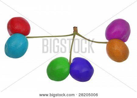 Variegated Cherries