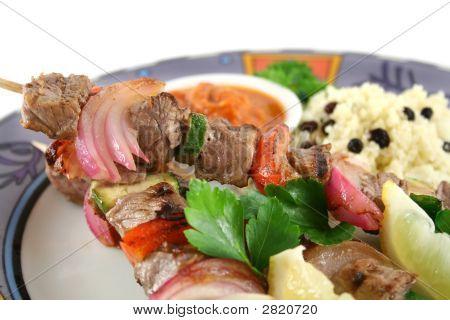 Juicy Beef Kebobs