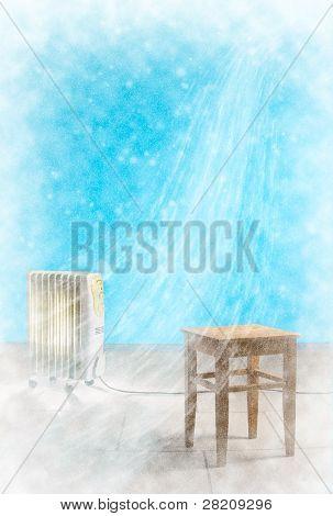 Frozen Room Concept