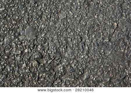 Asphalt As Abstract Background Or Backdrop. Europe, Spain.