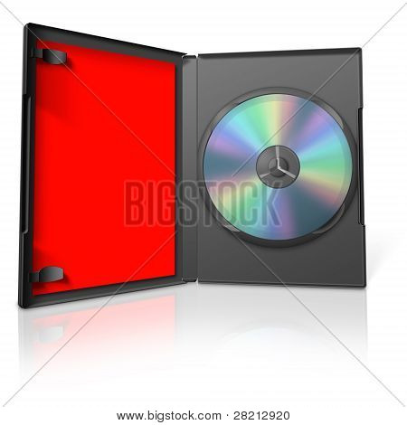 Dvd And Dvd Case