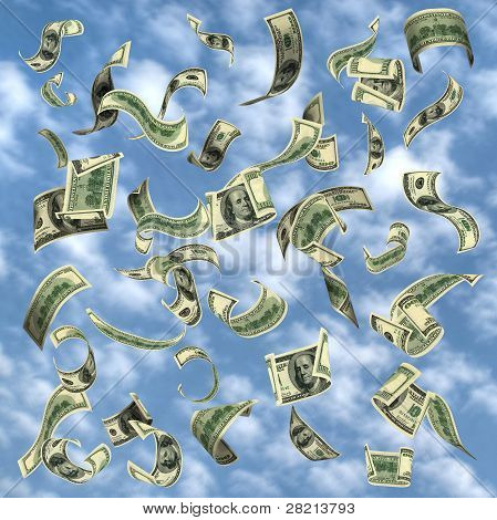 Flying Money