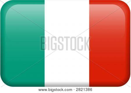 Italian Square Button