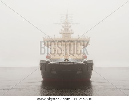 The image of icebreaker