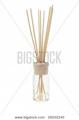 Clear Glass Bottle Reed Diffuser