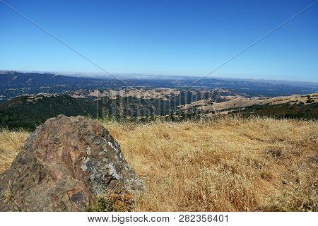 Mount Diablo State Park Northern