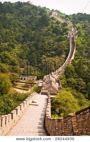 The Great Wall Section