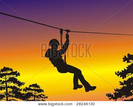 rope park