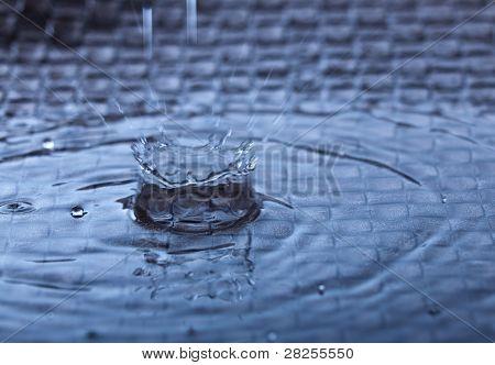 Water Splasing
