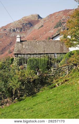 English Hill Farm House