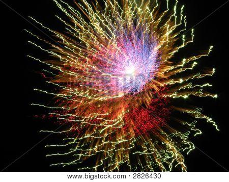 Magic Fireworks