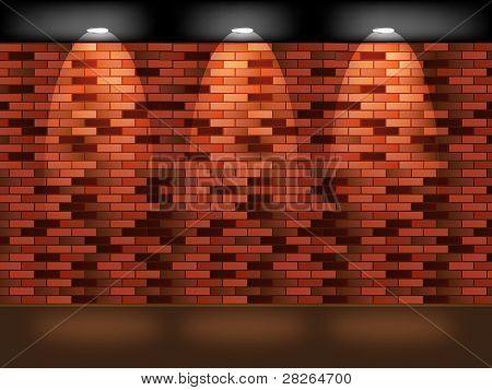 Lights And Wall