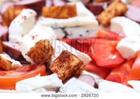 Bits Of Food
