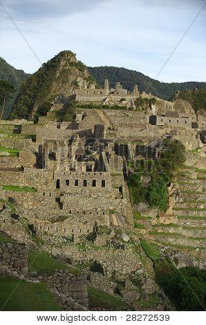 Machu Picchu, Common View.